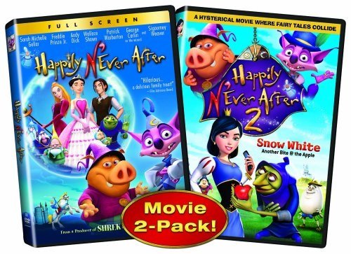 Happily N'Ever After/Happily N'Ever After 2