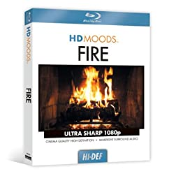 HD Moods: FIRE [Blu-ray]