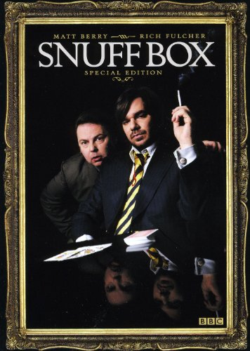 Snuff Box: Collectors Edition (Pal/Region 0)