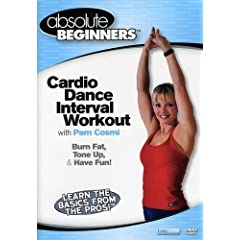 Absolute Beginners Fitness: Cardio Dance Interval Workout with Pam Cosmi