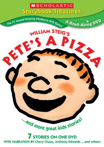Pete's A Pizza...and more great kids stories!