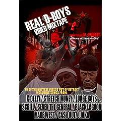 Real D-Boys Video mixtape