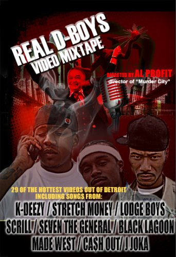Real D-Boys Video mixtape