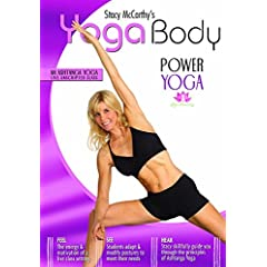 Stacy McCarthy's Yoga Body: Power Yoga