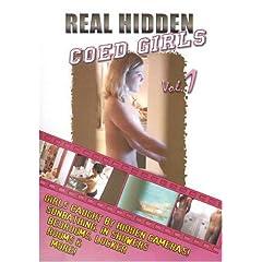 Real Hidden Coed Girls 1