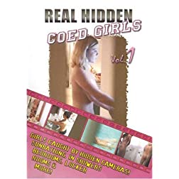 Real Hidden Coed Girls 1