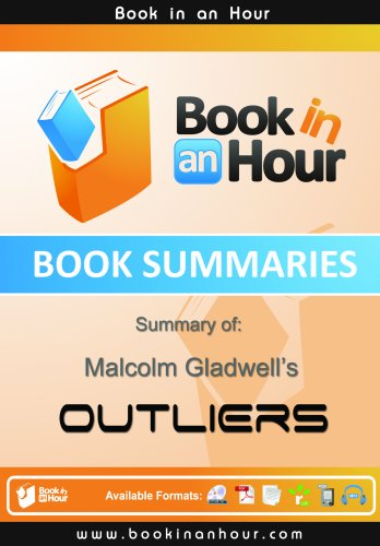 Outliers - Book Summary