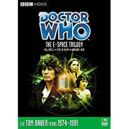 Doctor Who: The E-Space Trilogy - Full Circle/State of Decay/Warriors' Gate (Episodes 112-114)