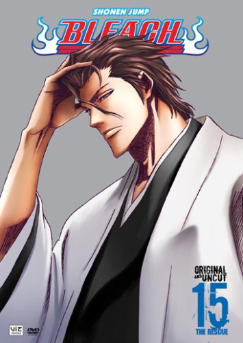 Bleach Vol 15 The Rescue