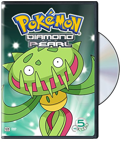 Pokemon: Diamond and Pearl, Vol. 5