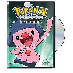 Pokemon: Diamond and Pearl, Vol. 6