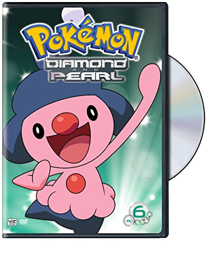 Pokemon: Diamond and Pearl, Vol. 6