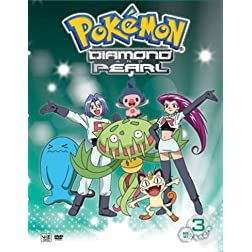 Pokemon: Diamond and Pearl Box Set, Vol. 3