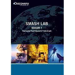 Smash Lab Season 1 - Hurricane Proof House & Train Crash