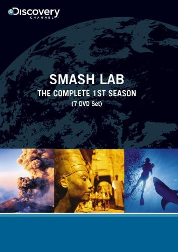 Smash Lab The Complete 1st Season (7 DVD Set)