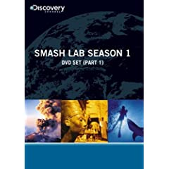 Smash Lab Season 1 DVD Set (Part 1)