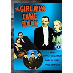 Girl Who Came Back