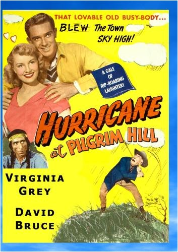 Hurricane At Pilgrim Hill