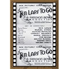 TEN LAPS TO GO