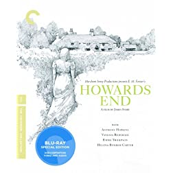 Howards End (The Criterion Collection) [Blu-ray]