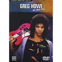 Greg Howe: Hot Rock Licks