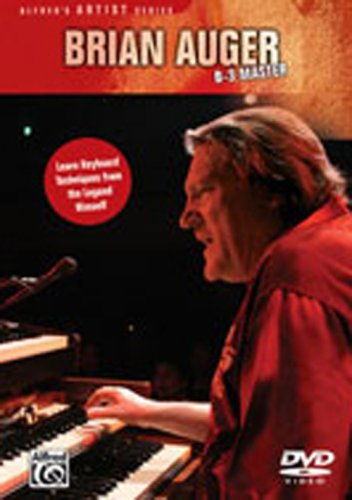 Brian Auger: B-3 Master