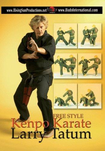 Larry Tatum Free Style Kenpo Karate