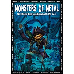 Monsters of Metal, Vol. 6