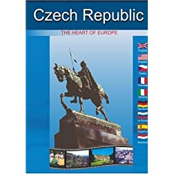 Czech Republic The Heart Of Europe [PAL]