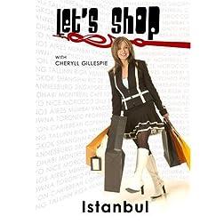 Let's Shop  Istanbul Turkey