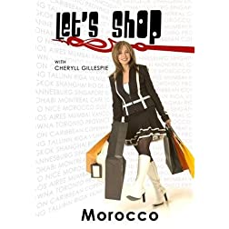 Let's Shop  Morocco Africa