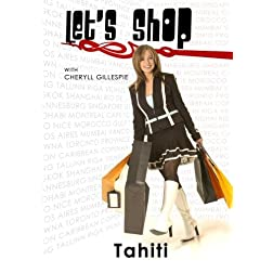Let's Shop  Tahiti