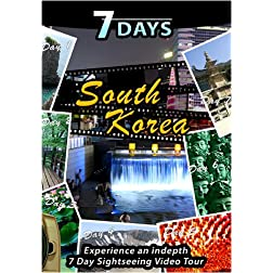 7 Days  SOUTH KOREA