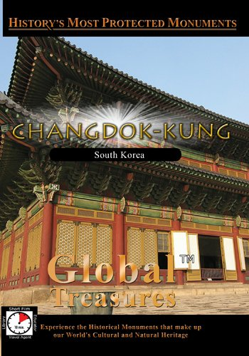 Global Treasures  CHANGDOK-KUNG - South Korea