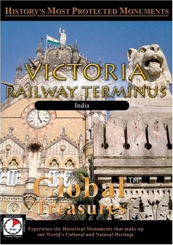 Global Treasures  VICTORIA RAILWAY TERMINUS - India