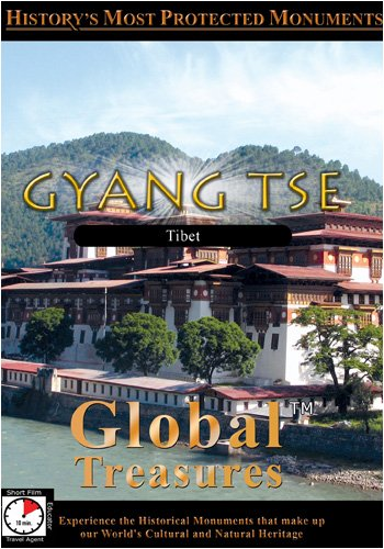 Global Treasures  GYANG TSE - Tibet
