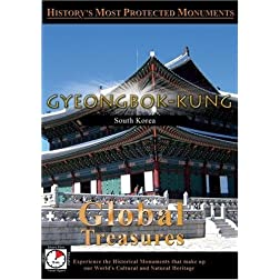 Global Treasures  GYEONGBOK-KUNG - South Korea