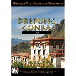 Global Treasures  DREPUNG GONBA - Tibet