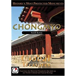 Global Treasures  CHONGMYO - South Korea
