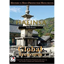 Global Treasures  HAEINSA - South Korea