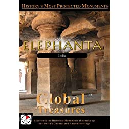 Global Treasures  ELEPHANTA - Mumbai, India