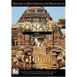 Global Treasures  KONARK - India