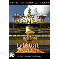 Global Treasures  SAMYE GONBA - Tibet, China