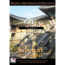 Global Treasures  PULGUK-SA - South Korea