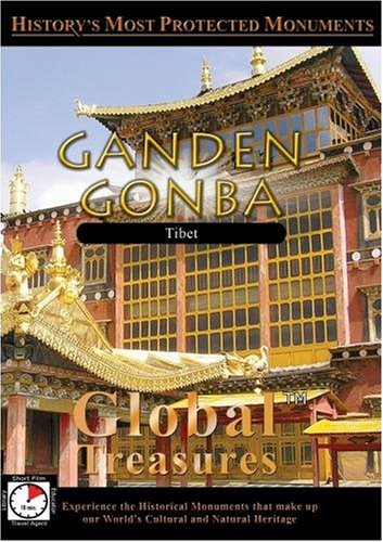 Global Treasures  GANDEN GONBA - Tibet, China