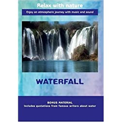 Relax With Nature  Waterfall