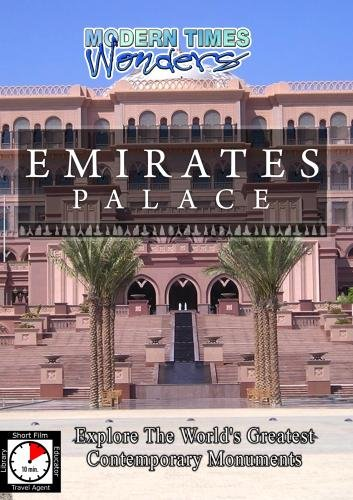 Modern Times Wonders  EMIRATES PALACE - Abu Dhabi, United Arab Emirates