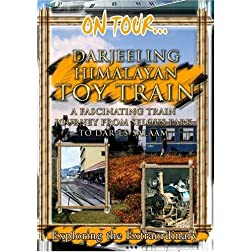 On Tour...  DARJEELING  HIMALAYAN TOY TRAIN - India