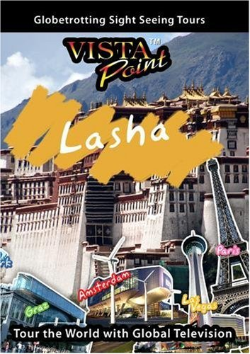 Vista Point  LHASA - Tibet, China