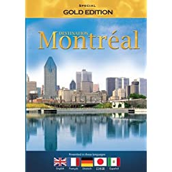 Destination Montreal